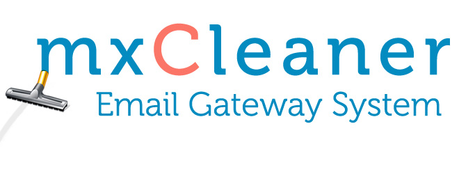 mxCleaner Email Gatway System
